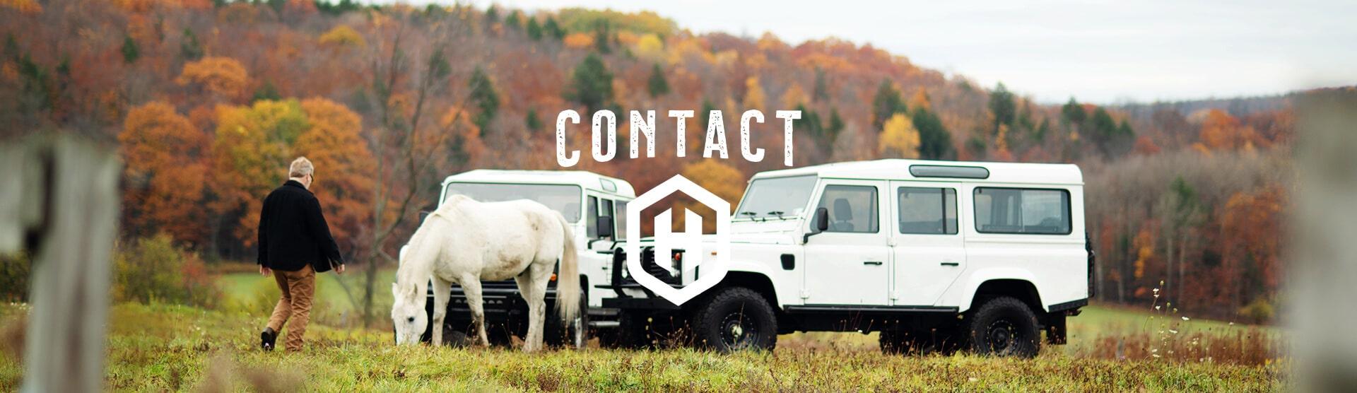 Contact Helderburg