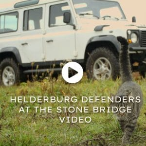 Land Rover Defenders D110 in Adirondack Mountains, Catskills and Cooperstown NY.