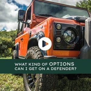 Defender Options