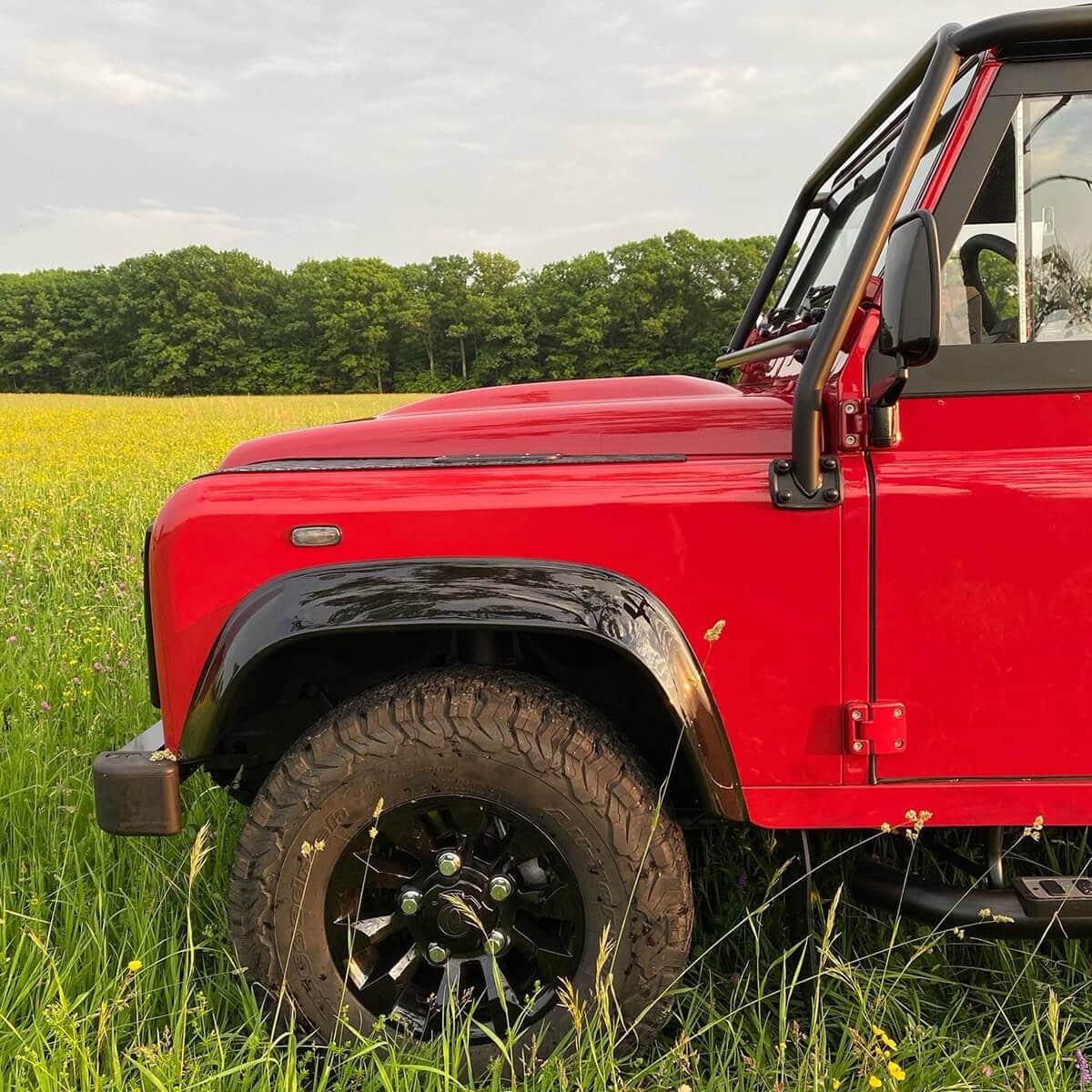 Land Rover Defender D90 Soft Top