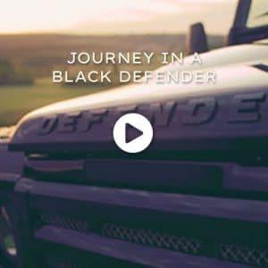 2019 Journey Black Defender