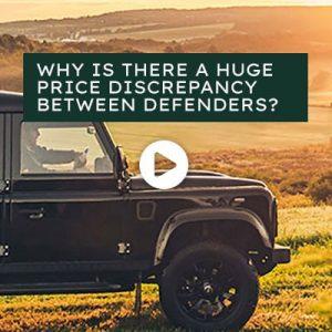 Why is There a Huge Price Discrepancy Between Defenders?