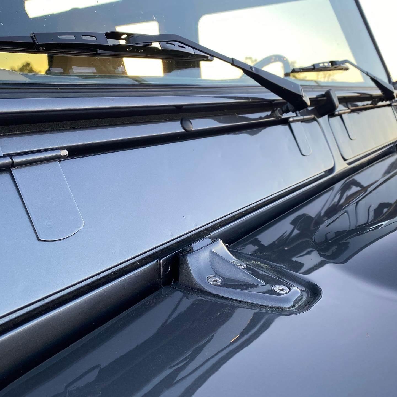 Land Rover Defender Detail