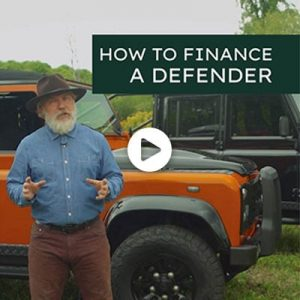 Can You Finance a Defender?