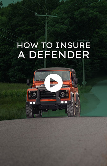 How to Insure a Defender