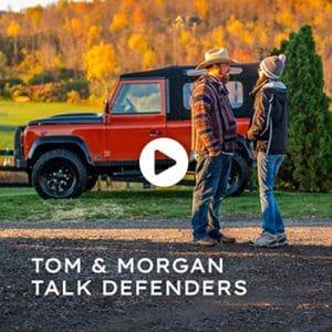 Morgan and Tom Talk Defenders