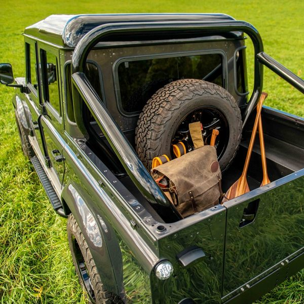 Timber Cruiser Jr. Pack In Defender D110 Double Cab