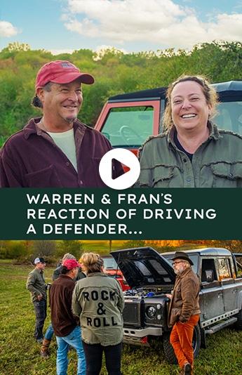 Warren and Fran's Reaction