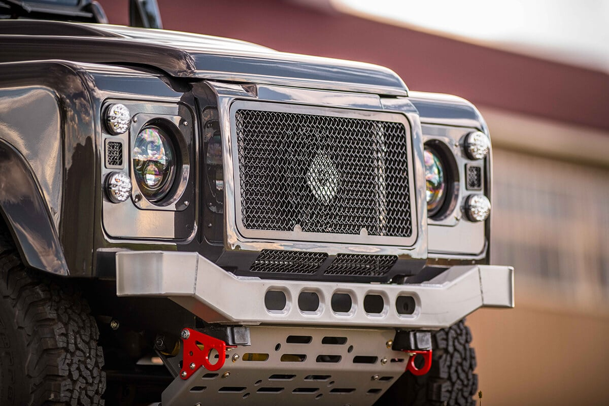 Bumpers and Grilles...So many choices we have and you can even add a winch. Yes we even have different options of bash guards under the bumper. Which one will you choose? Send the picture to a friend and ask them for help.
