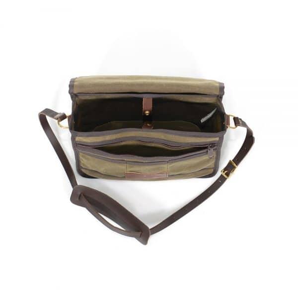 Defender Bag: Top View