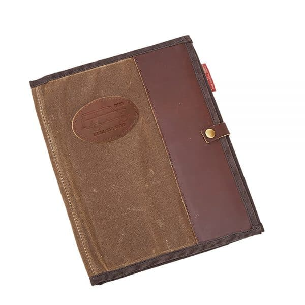 Defender Padfolio: Closed