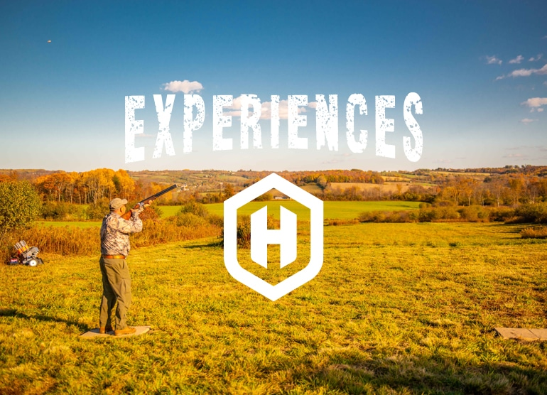 Experiences: Clay Shooting