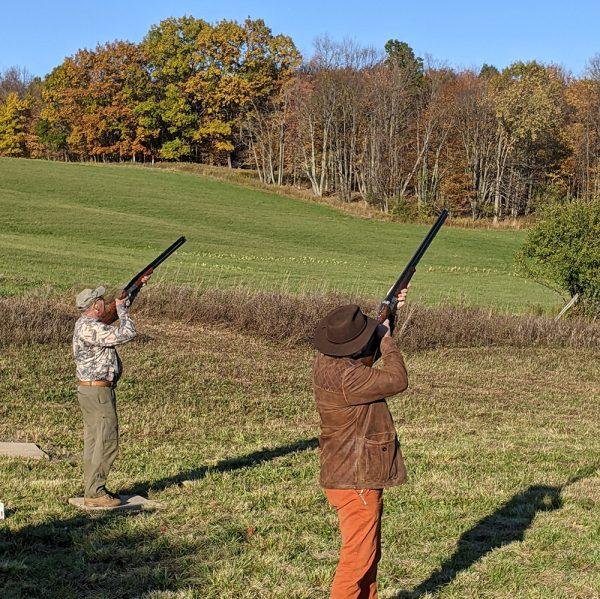 Clay Shooting