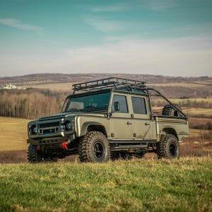 Land Rover Defender D130: Enzo