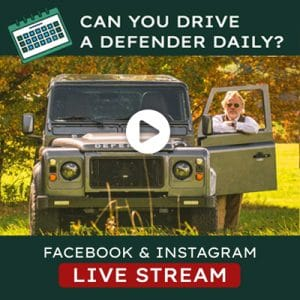 Helderburg Live – Can You Drive a Defender Daily… Pros and Cons