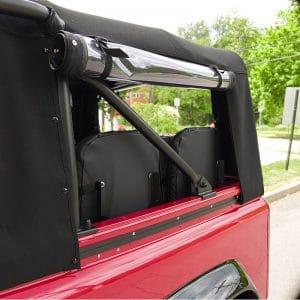 Land Rover Defender Detail: Soft Top