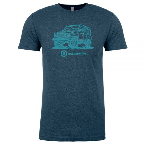 Helderburg D110 Defender T-Shirt