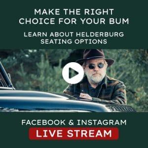 Helderburg Live – Talking about Interiors of Defenders