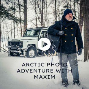 Arctic Photo Adventure with Maxim