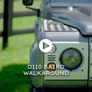 D110 Baird Walkaround
