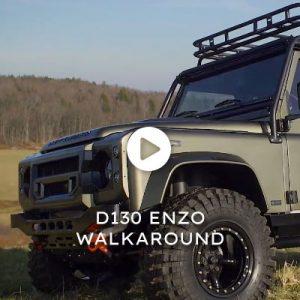 D130 Enzo Walkaround
