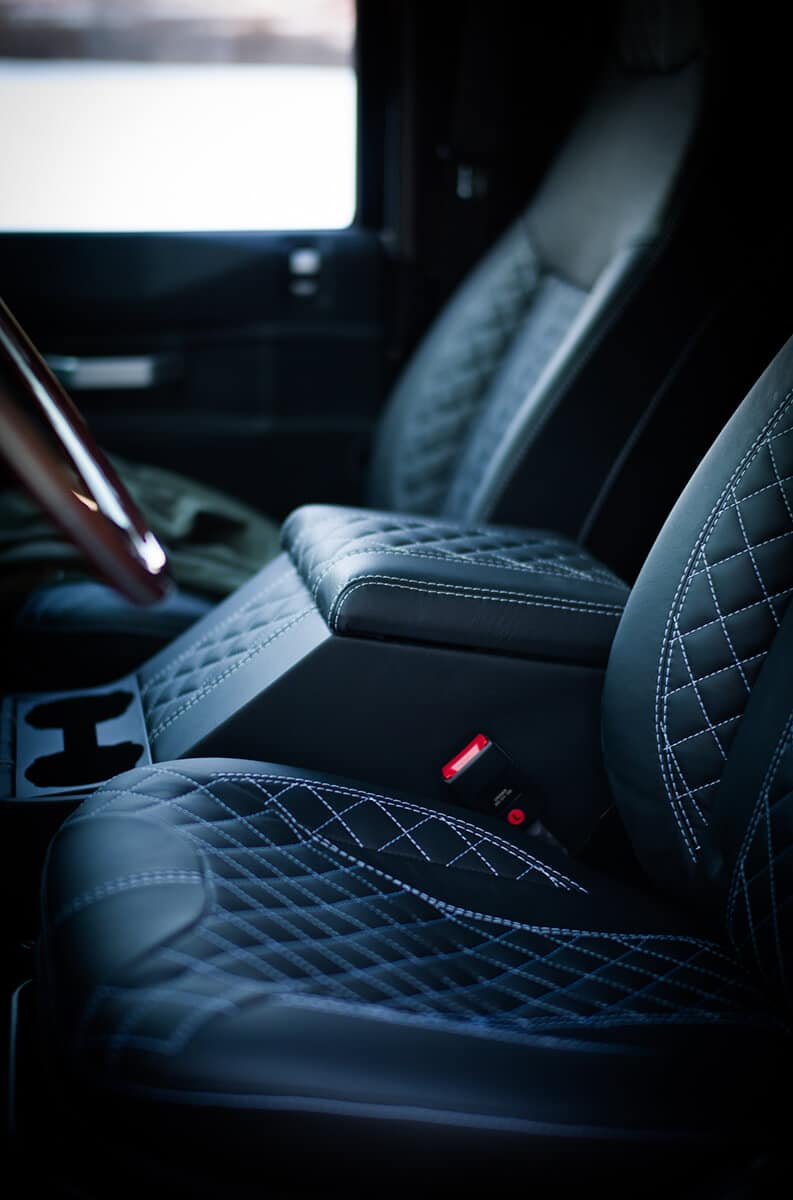 """Center console """"cubby"""" has internal Dual USB power module internally with a """"slow charge"""" and """"fast charge"""" port."""