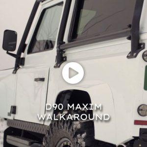 D90 Maxim Super Walkaround