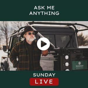 Helderburg Live – Ask Me Anything