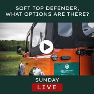 Helderburg Live – Soft Top Defender vs Hard Top Defender