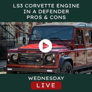 Helderburg Live – LS3 Corvette Engine