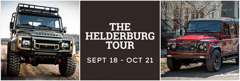 The Helderburg Tour