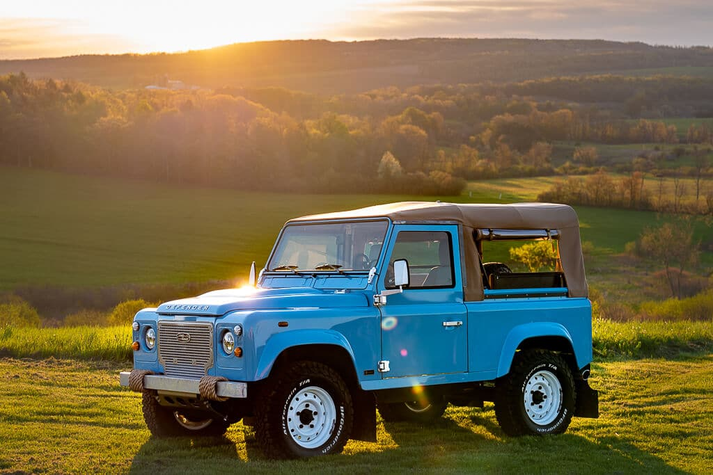 We're often asked who can service a Defender? Answer: Most independent European repair shops that service Mercedes Benz, BMW and Volvo also work on Defenders. Also shops that service Ford, Dodge and Chevy diesels will service a Defender. However the Fuel Injected Turbo Diesel 300 TDi is highly reliable and most last much longer than 500,000 miles.