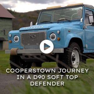 Vrboska: Cooperstown Journey