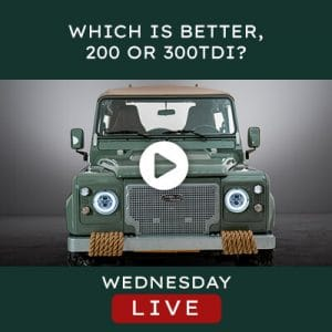 Helderburg Live – Which Defender is better, the 200 or 300TDI?