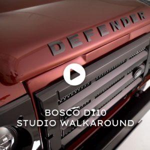 D110 Bosco Studio Walkaround