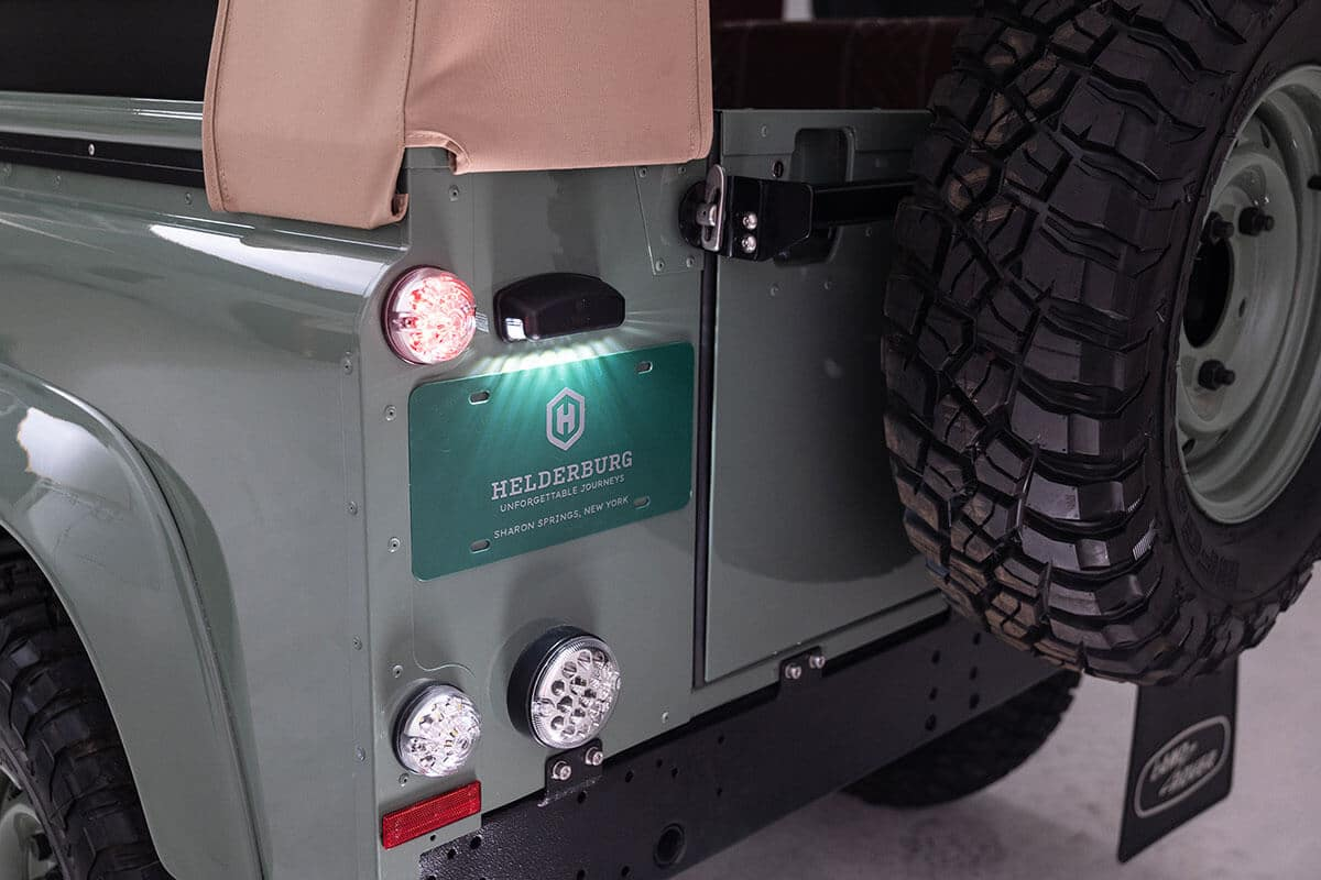 You can have any color you like...we can color match any color from your home, other vehicles of any make, bicycles, boats or outfits. It's Bespoke (custom) so let's make it true to you. Send this picture to a friend and ask them if they like this color.