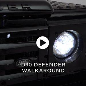 D90 Hugo Studio Walkaround