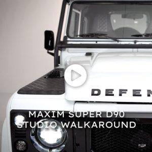 D90 Maxim Studio Walkaround