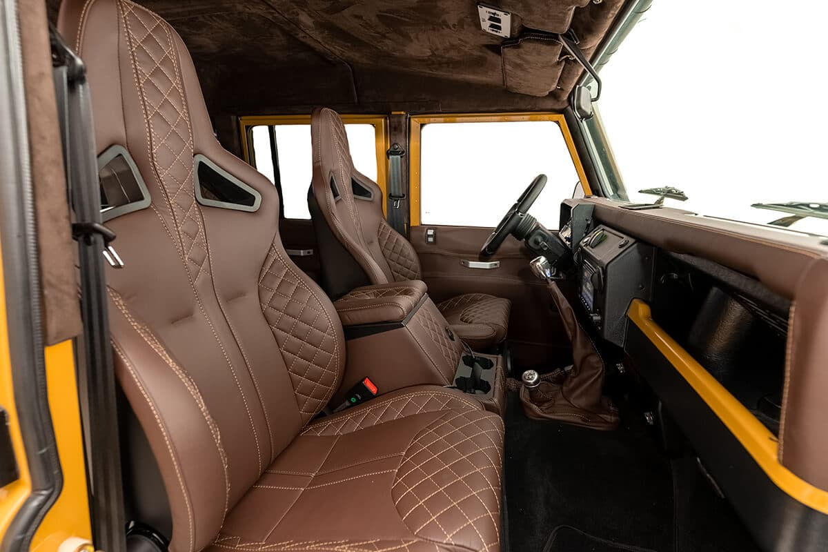 Automatic transmissions are available but a manual 5 speed will increase the value and is a lot of fun to drive. The manual transmission has a special clutch that is easy to drive and ideal in city driving.