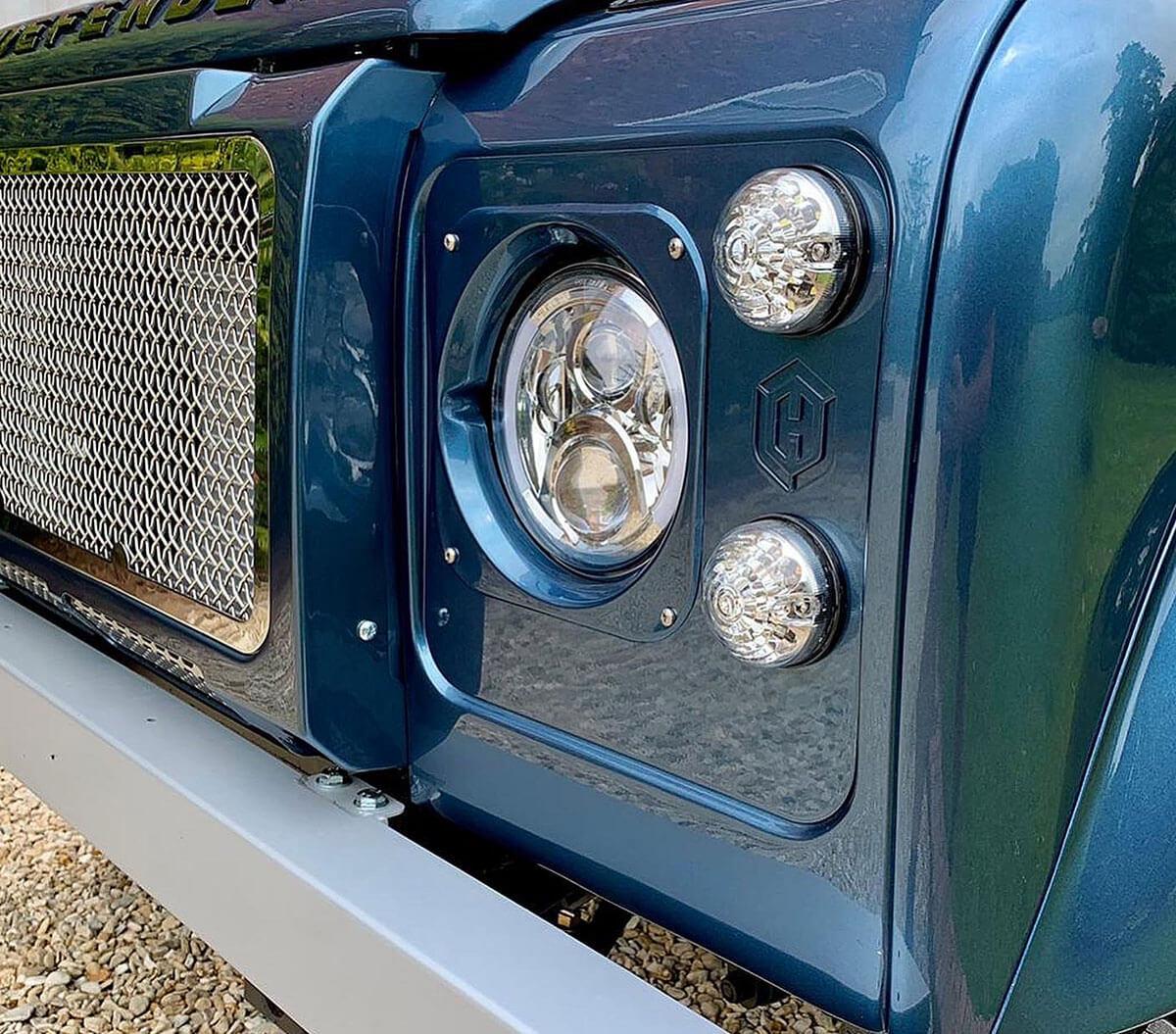 Bosham The D90 Exterior Detail