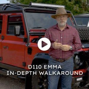 D110 Emma In-Depth Walkaround