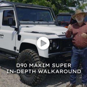 D90 Maxim Super In-Depth Walkaround