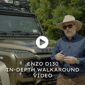 D130 Enzo In-Depth Walkaround